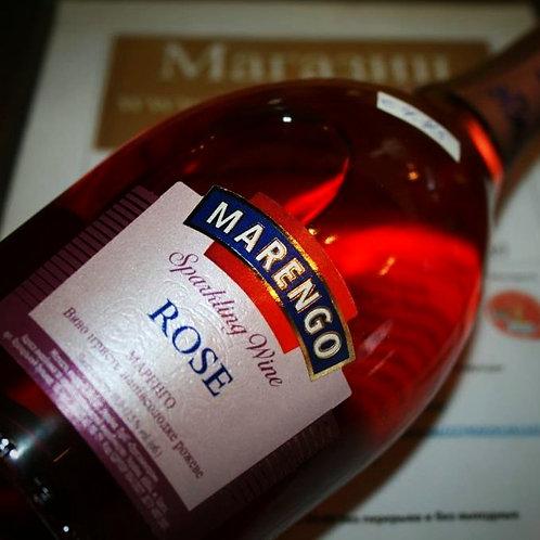 Шампанское розовое