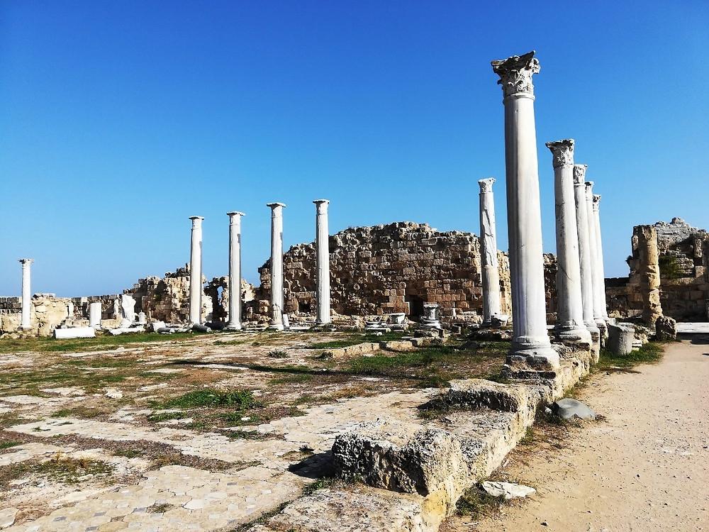 саламис северный кипр
