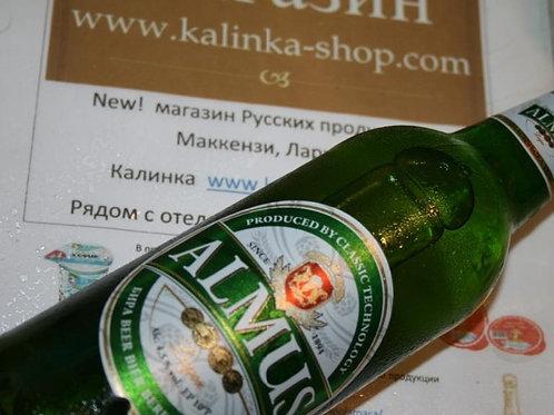 Пиво Алмус
