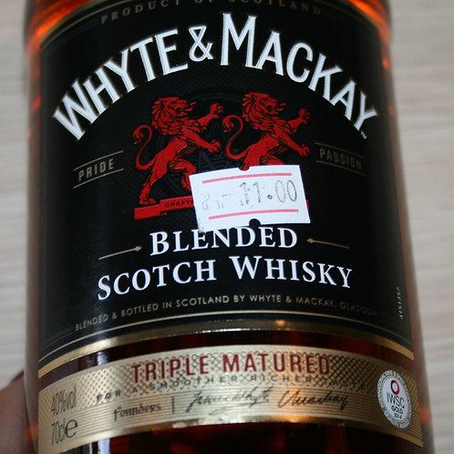 Виски скотч. white&mackay