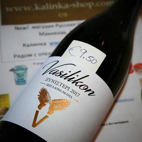 Вино белое Василикон