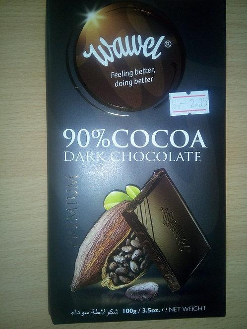 Шоколад 90% какао