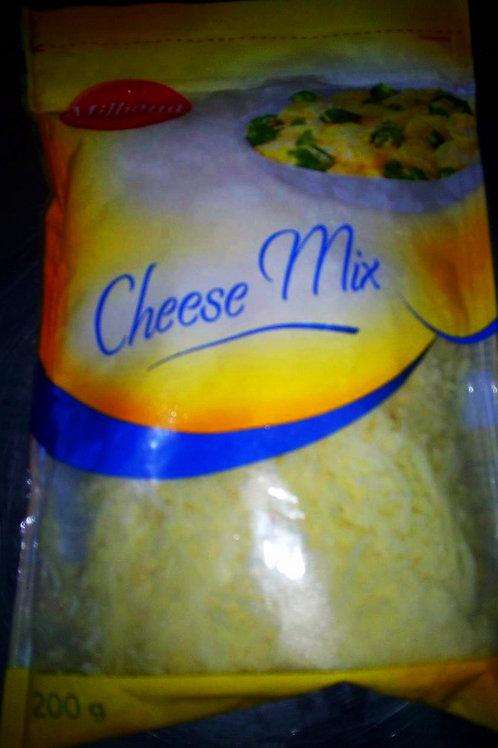 Сыр тертый микс