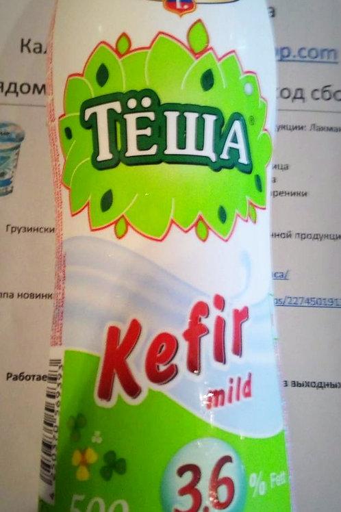 Кефир 3.6%