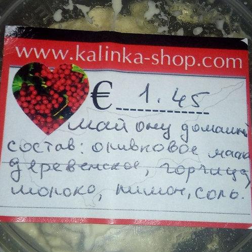 Майонез домашний оливковый