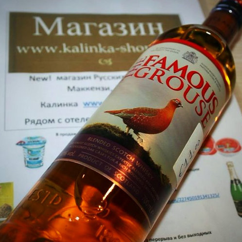 Виски Феймос Граус