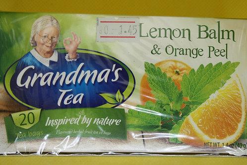 Лимонно-апельсиновый