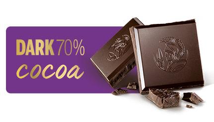 DARK70% COCOA