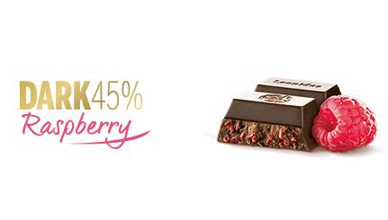 DARK45% RASPBERRY
