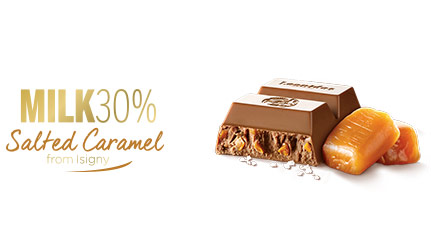 MILK30% SALTED CARAMEL
