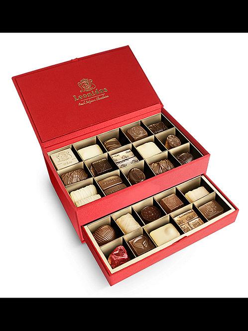 BOITE BIJOUX SELECTION CHOCOLAT 30PCS / BOX JEWELRY SELECTION CHOCOLATE 30PCS