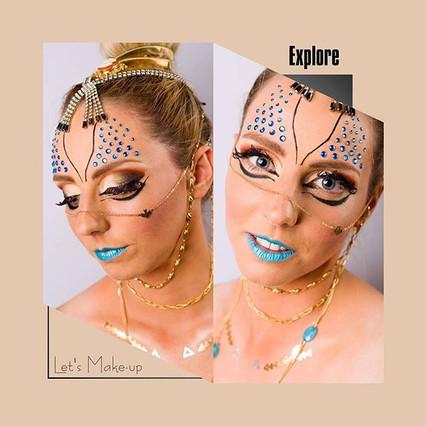 #makeupaddict #experimentalmakeup #makeupgeek #butterflymakeup #nofilterneededforthisbeauty #youmakemesoh