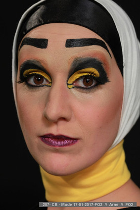 Experimentele Make-up
