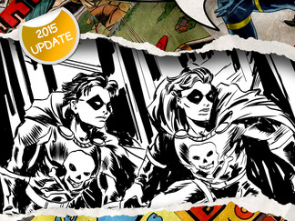 PDE vol. I – Nedor Superheroes and PDE vol. II – Black Terror Update