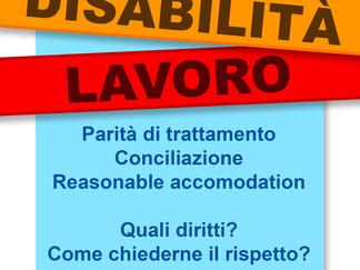 Salute - Disabilità - Lavoro