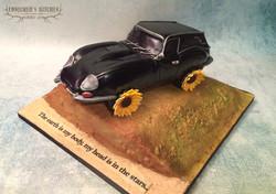 Harold and Maude cake
