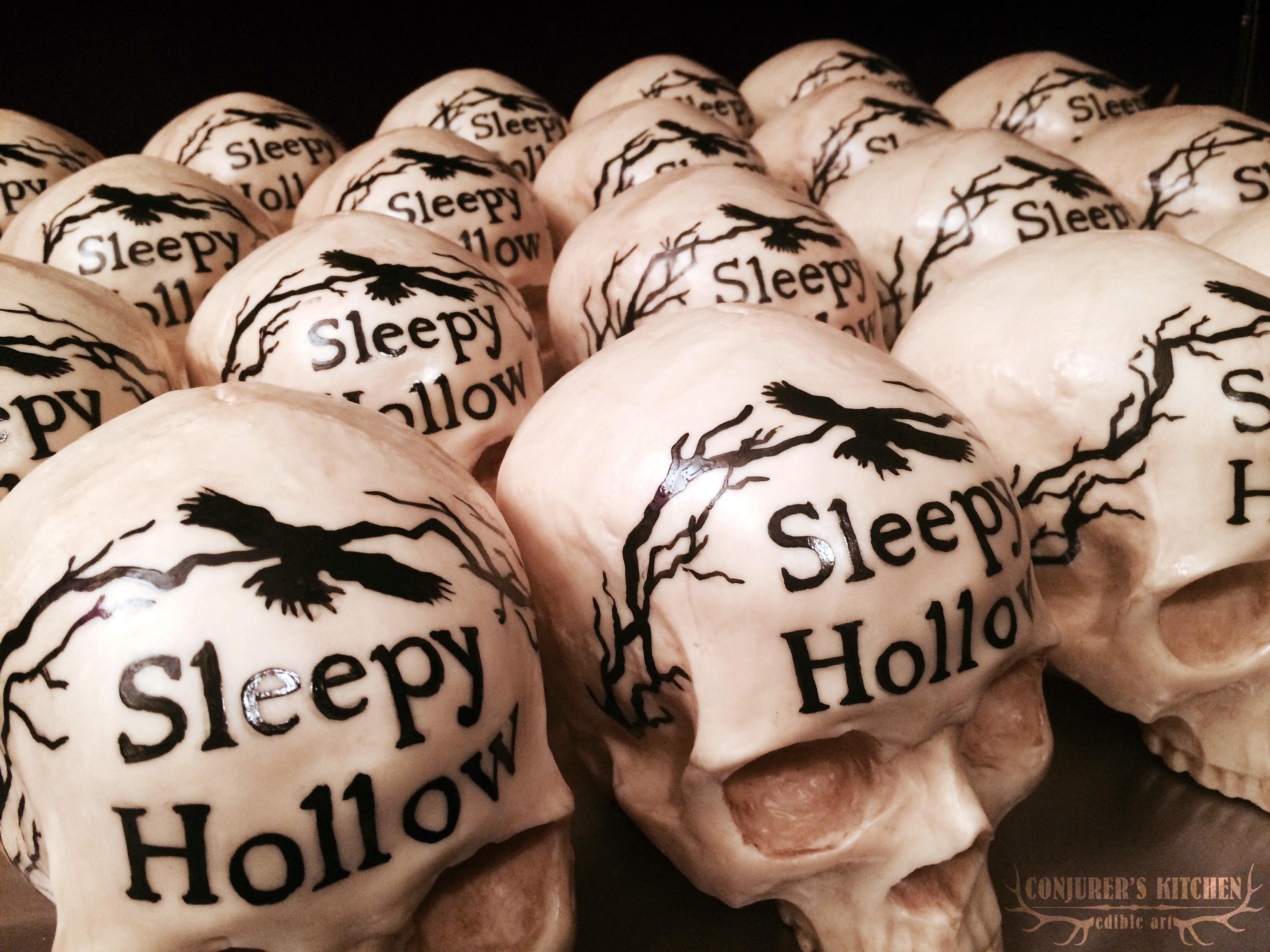 Promotional Chocolate Skulls