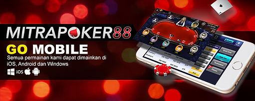 Mitrapoker88 Situs Poker Online Terbaru