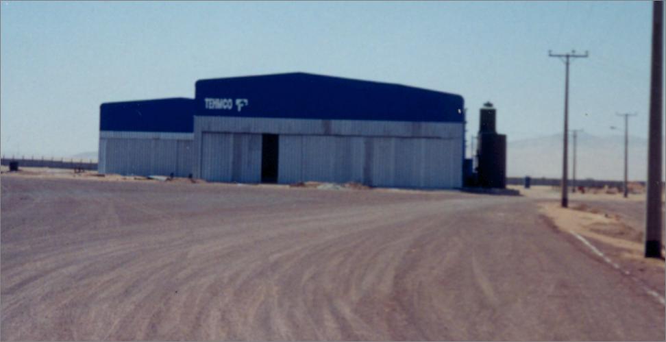 Planta Antofagasta 1999