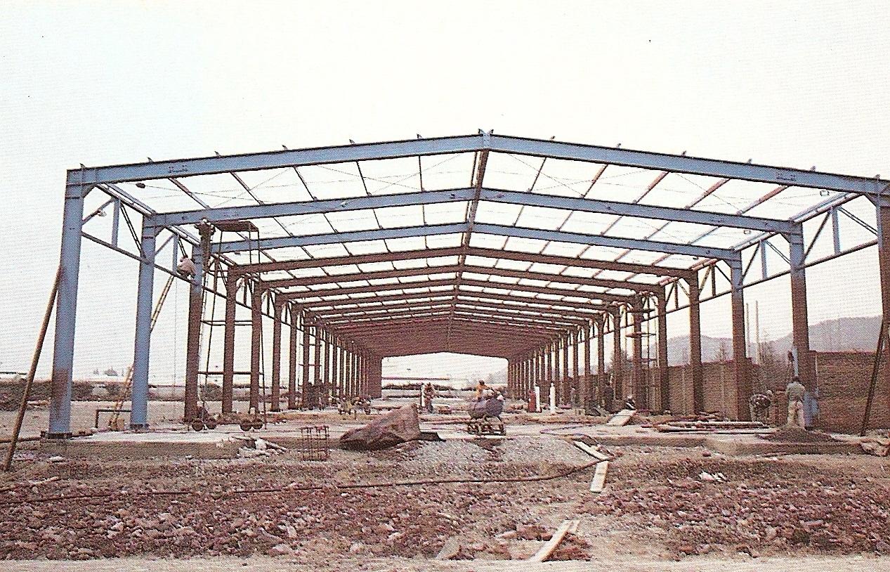 Planta PVC 1992