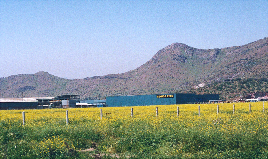 Planta Tehmco