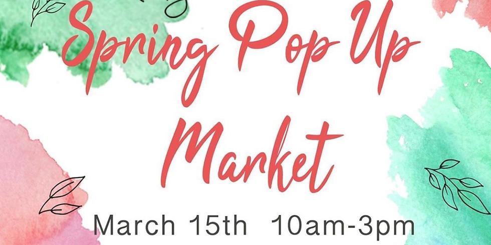Studio Vintage Spring Pop-Up Market