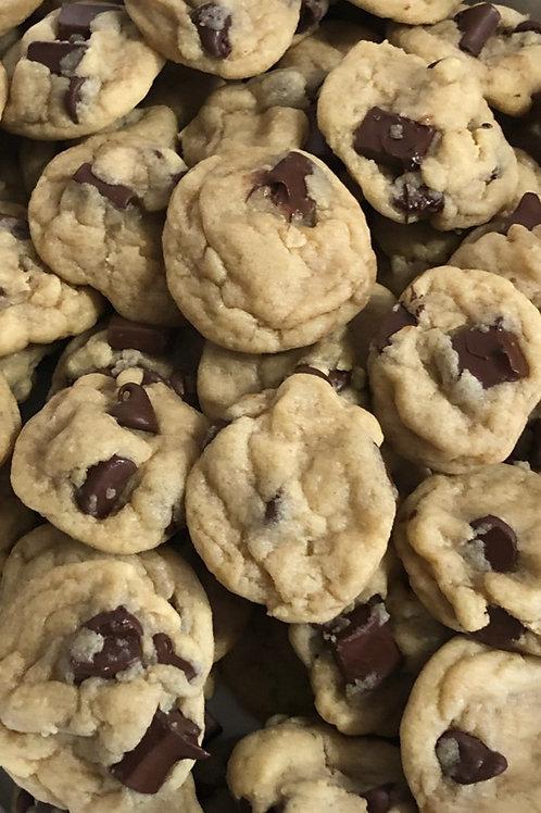 Mama's Mini Chocolate Chip Cookies