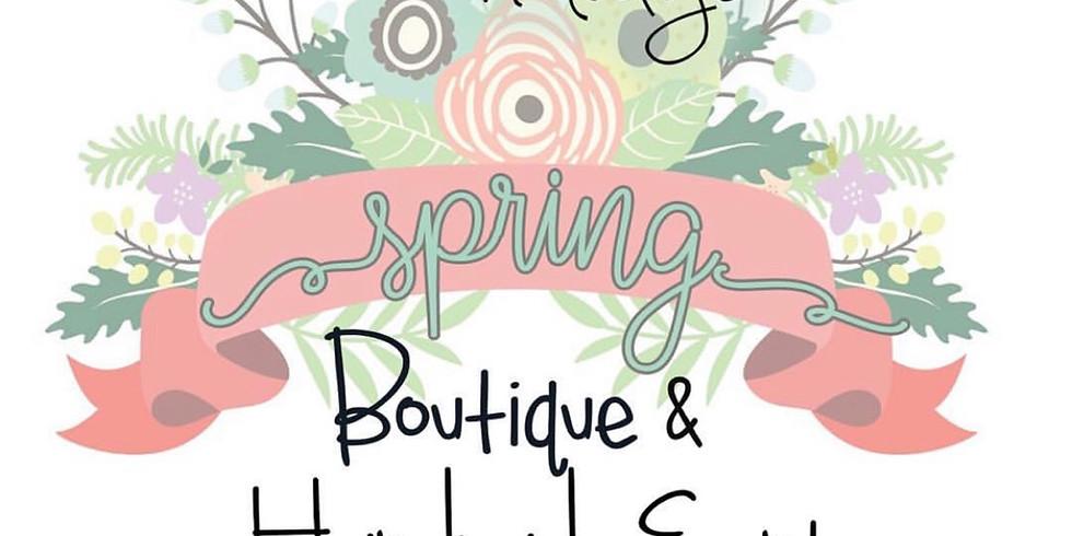 Studio Vintage Spring Boutique & Handmade Event