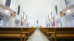 St Patrick's School Chapel