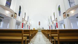 Saint Patrick's School Chapel