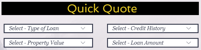 Quick Quote Form
