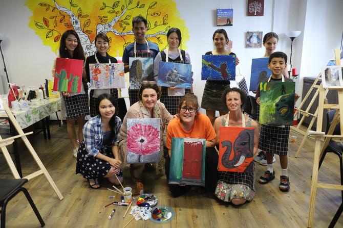 Fundraising Art Jam