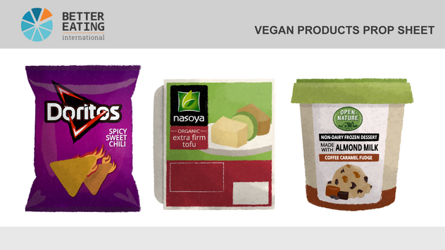 Vegan Products