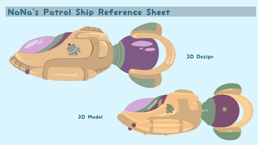NaNa's Ship
