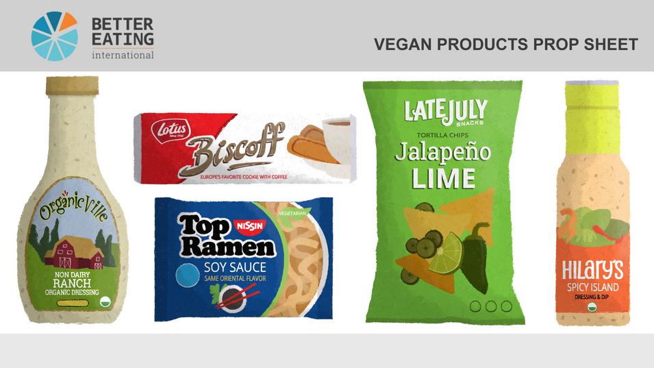 Vegan Products