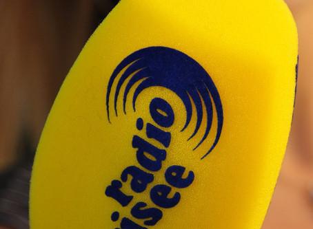 Mundartlektorat und Dabu bei Radio Zürisee!