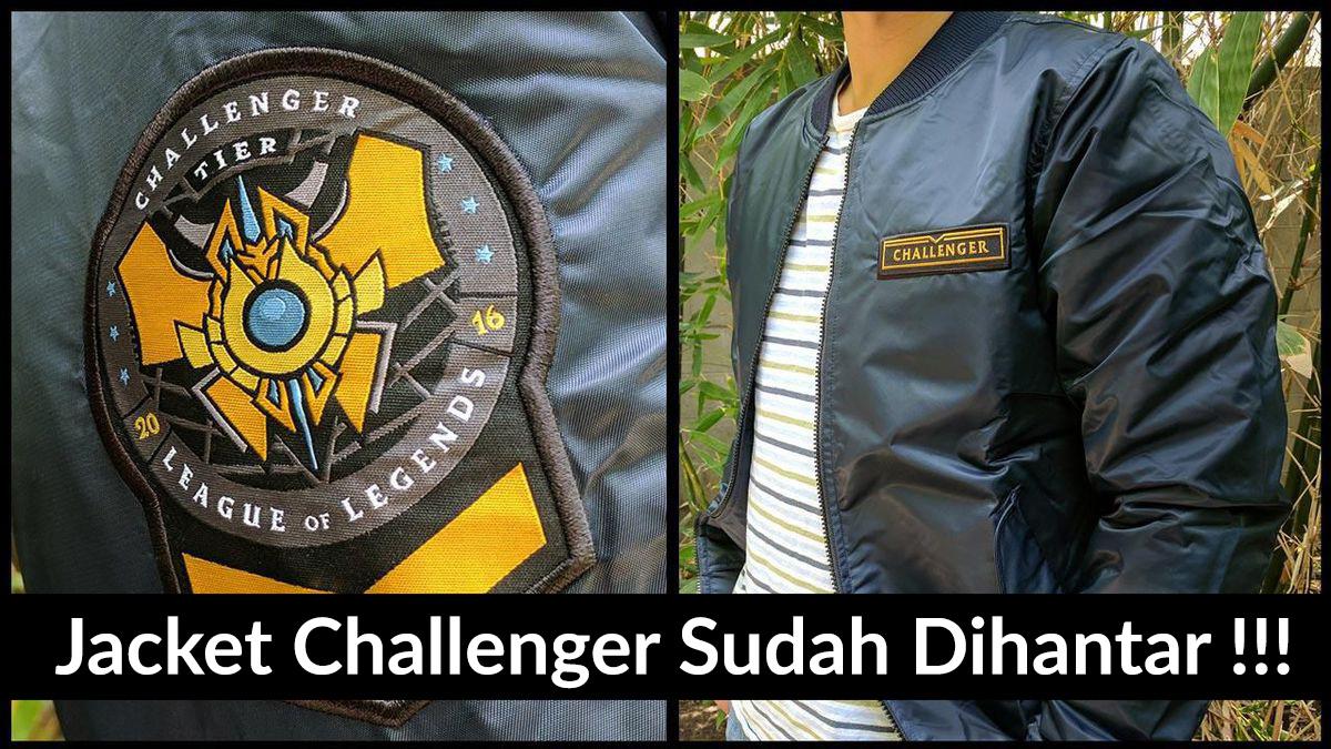 Jacket Challenger LoL 2016 sudah dihantar !!!  a0ccc0c14c