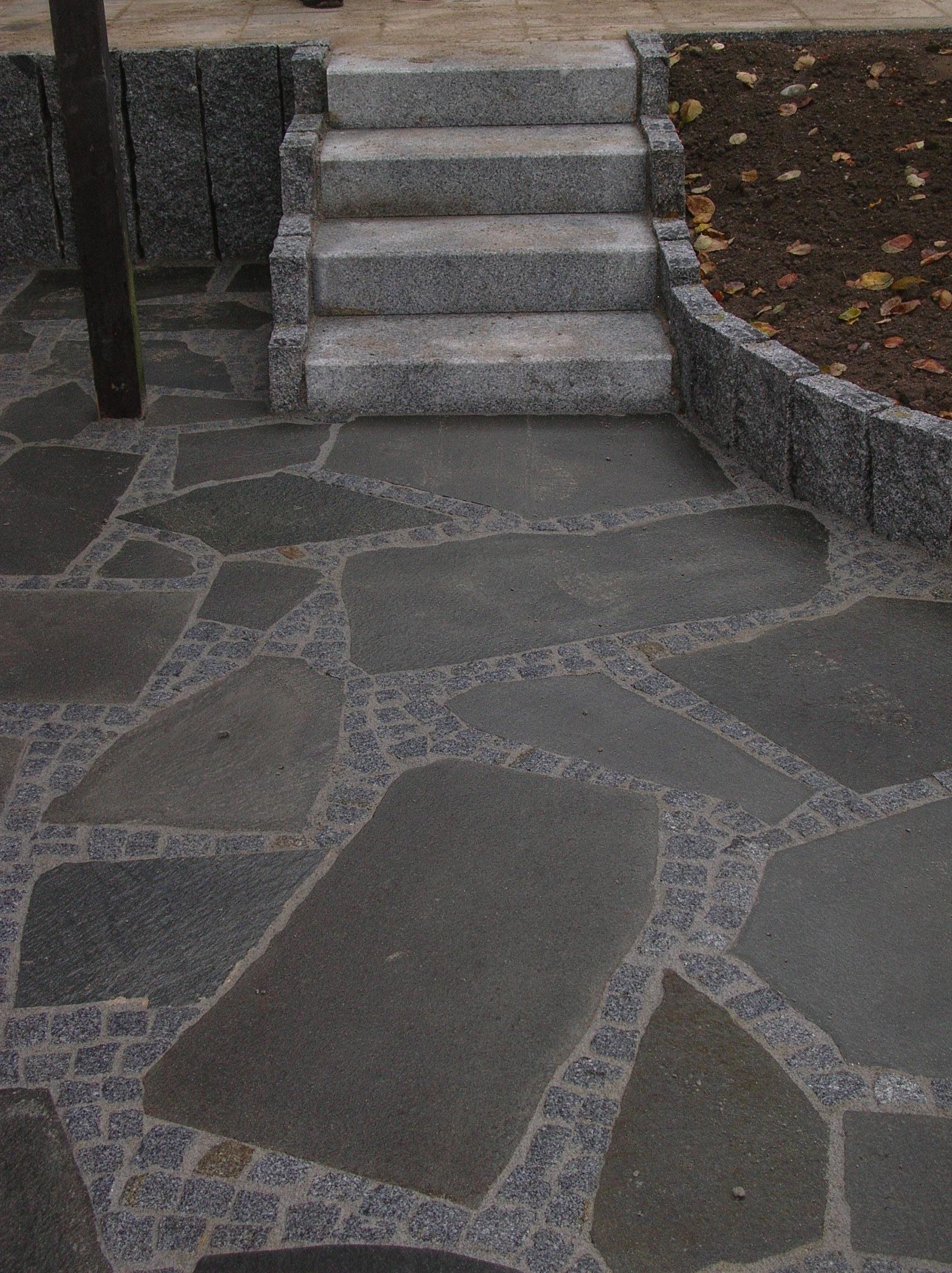 granit und quarzit