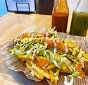 crazy burrito fries