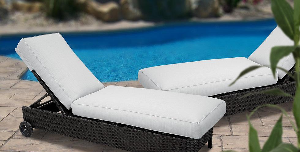 OTW005 - Del Rey Lounger with Sunproof Cushion Set