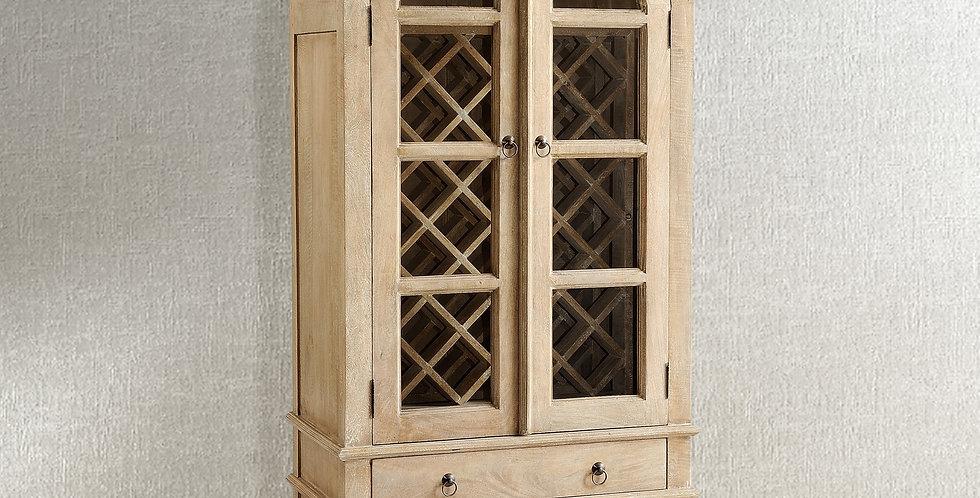 MAh640 - Small Sonoma Wine Cabinet