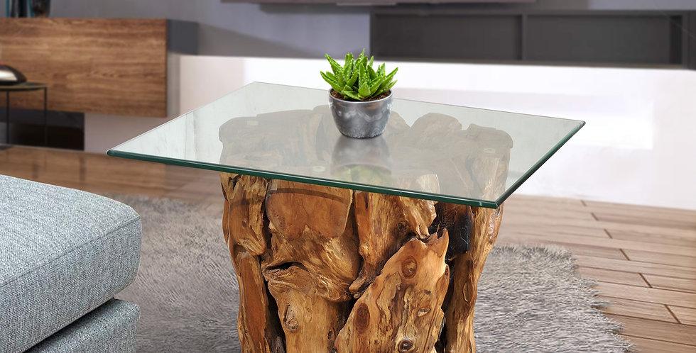 SEN077 - Teak Root Coffee Table