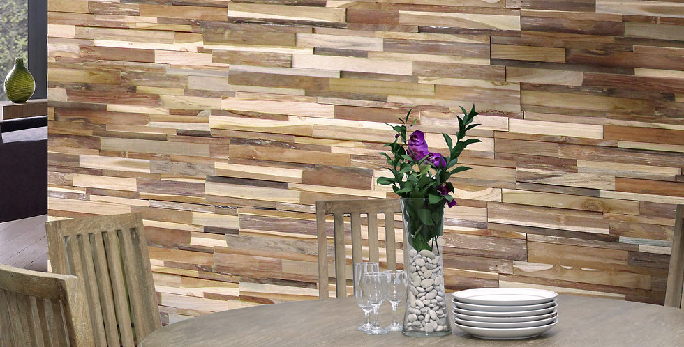 WLC036 - Wood Wall Covering