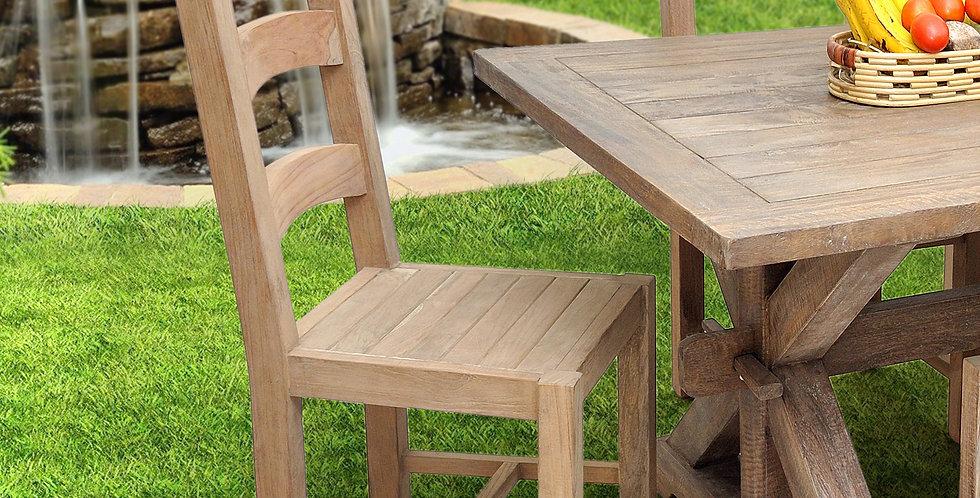 OLT007 -Tahoe Reclaimed Teak Dining Chair