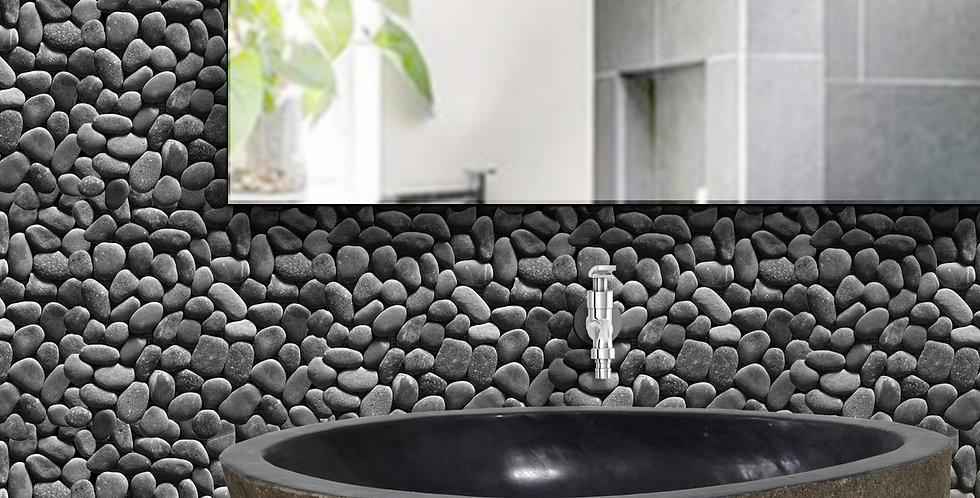 NSC056 - Charcoal Grey Pebbles