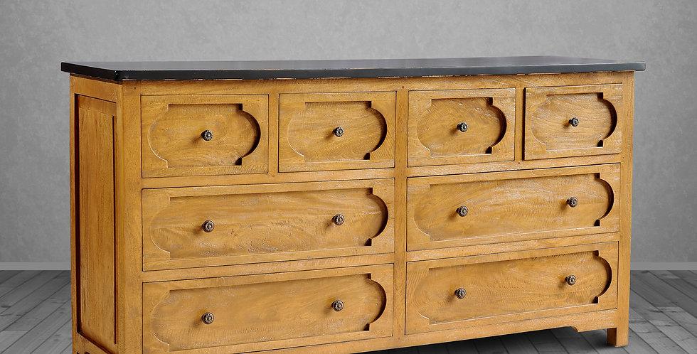 MAH790 - Yvonne 8 Drawer Dresser