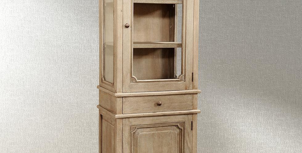 MAH423 - Santa Fe Glass Cabinet