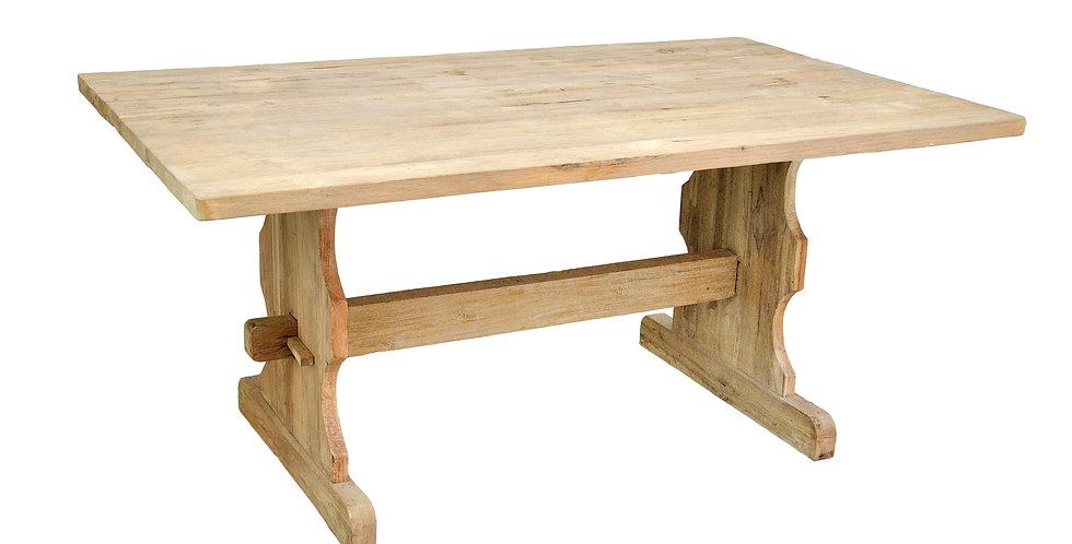 OLT043 - Small Trestle Table