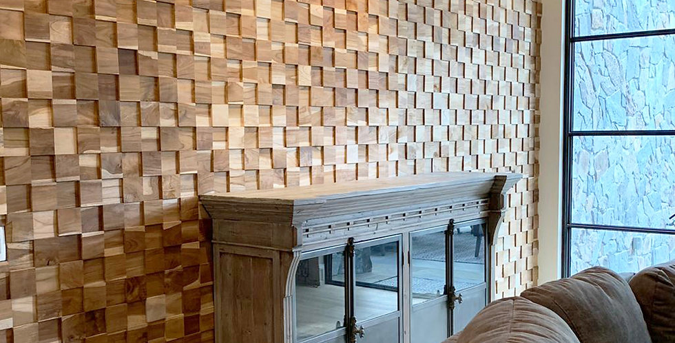 WLC044 - Wood Wall Covering