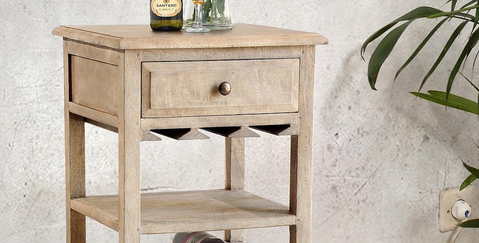 MAH458 - Shenandoh Wine Rack with Drawer